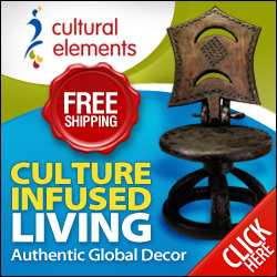 Cultural Infused Living from CulturalElements.com