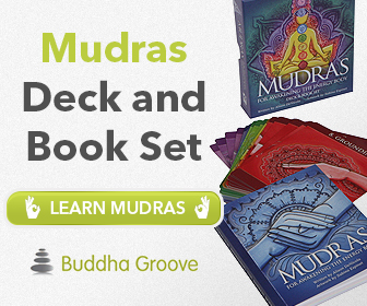 Mudra Card Decks Book Set