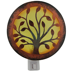 Rustic Finish Tree of Life Nightlife