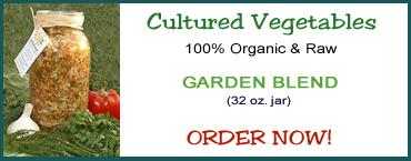Jar   of Garden Blend - 32 oz.