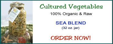 Jar of Sea Blend - 32 oz.