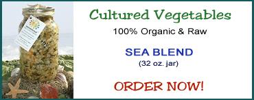 Jar of   Sea Blend - 32 oz.