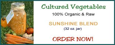 Jar of Sunshine Blend - 32 oz.