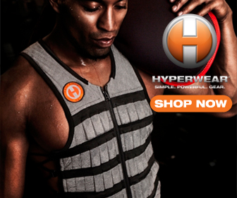 Revolutionary Control System and fabric named Best Weight Vest by Men's Health Magazine