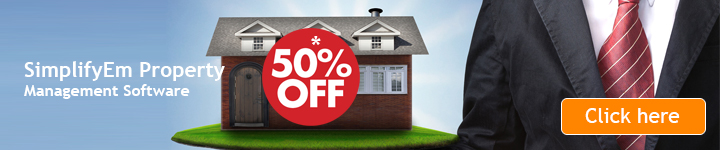 50% discount on SimplifyEm Property Management Software