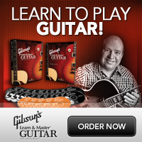 Learn Guitar DVDs