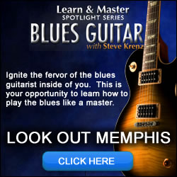 Learn and Master Spotlight Series Blues Guitar