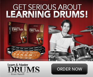 Get Serious About Learning Drums