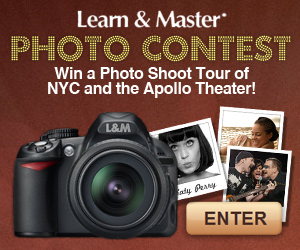 Enter the Learn and Master Photo Contest