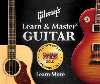 Gibson's Learn and Master Guitar