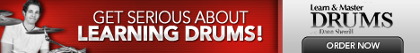 Learn Drums on DVD