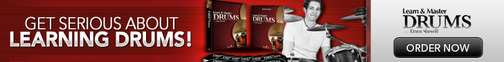 Order Drums DVD Instructions