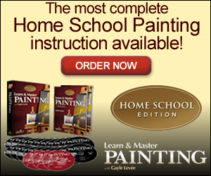 learn to paint with learn and master painting