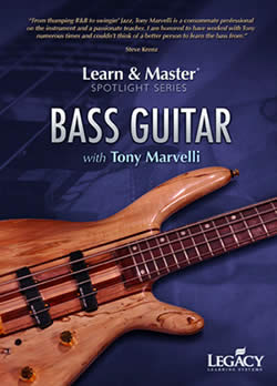 Bass Guitar Learning System