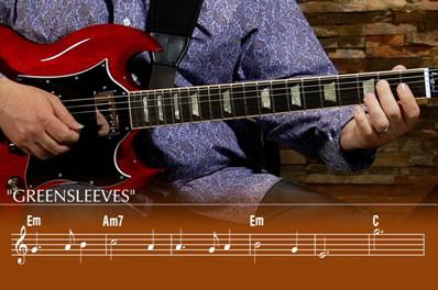 Homeschool Video DVD Guitar Course