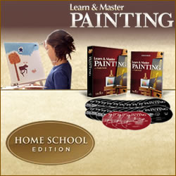 Home School Painting Learning Systems