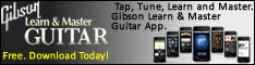 Gibson Learn and Master Guitar App
