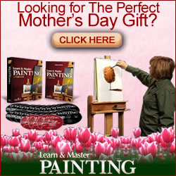 Mothers Day Gift - Painting Lessons