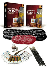 Painting Learning System and Supply Kit