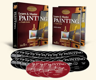 Learn and Master Painting Home School Edition DVD