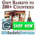 Christmas Gift Baskets - International delivery