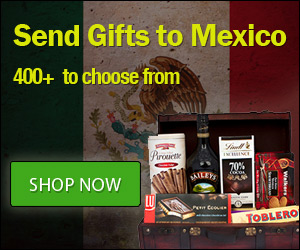 send gifts to Mexico