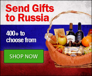 send gifts to Russia
