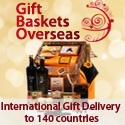 Send Christmas Gift Baskets Internationally