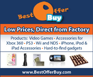 Shop with confidence from BestOfferBuy