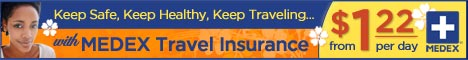 MEDEX Travel Medical Insurance