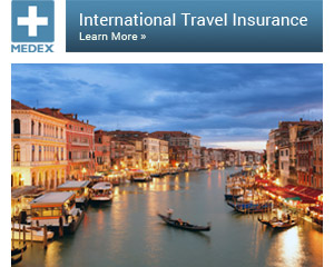 FrontierMEDEX Travel Insurance