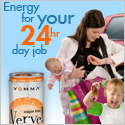 Verve! Helps get you through your 24hr day job