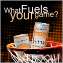 Verve! What fuels your game?