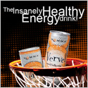 Verve! The insanely healthy energy drink