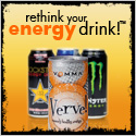 Verve! - Rethink your energy drink