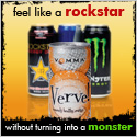 Verve - Feel like a Rockstar without turning into a Monster