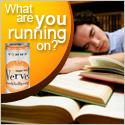 What are you running on? Verve.