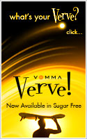 Verve - The Insanely Healthy Energy Drink