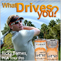 Ricky Barnes PGA Tour Pro - What drives you?