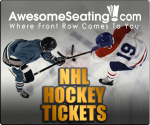 NHL Hockey Tickets
