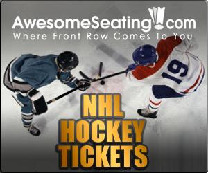 NHL Hockey Tickets