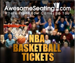 NBA Basketball Tickets