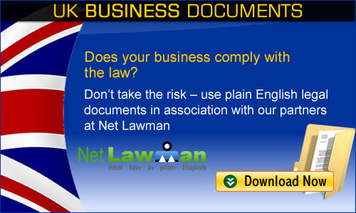 Commerce legal documents