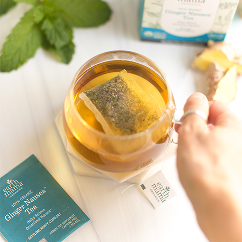 Earth Mama Organics - Organic Morning Wellness Tea