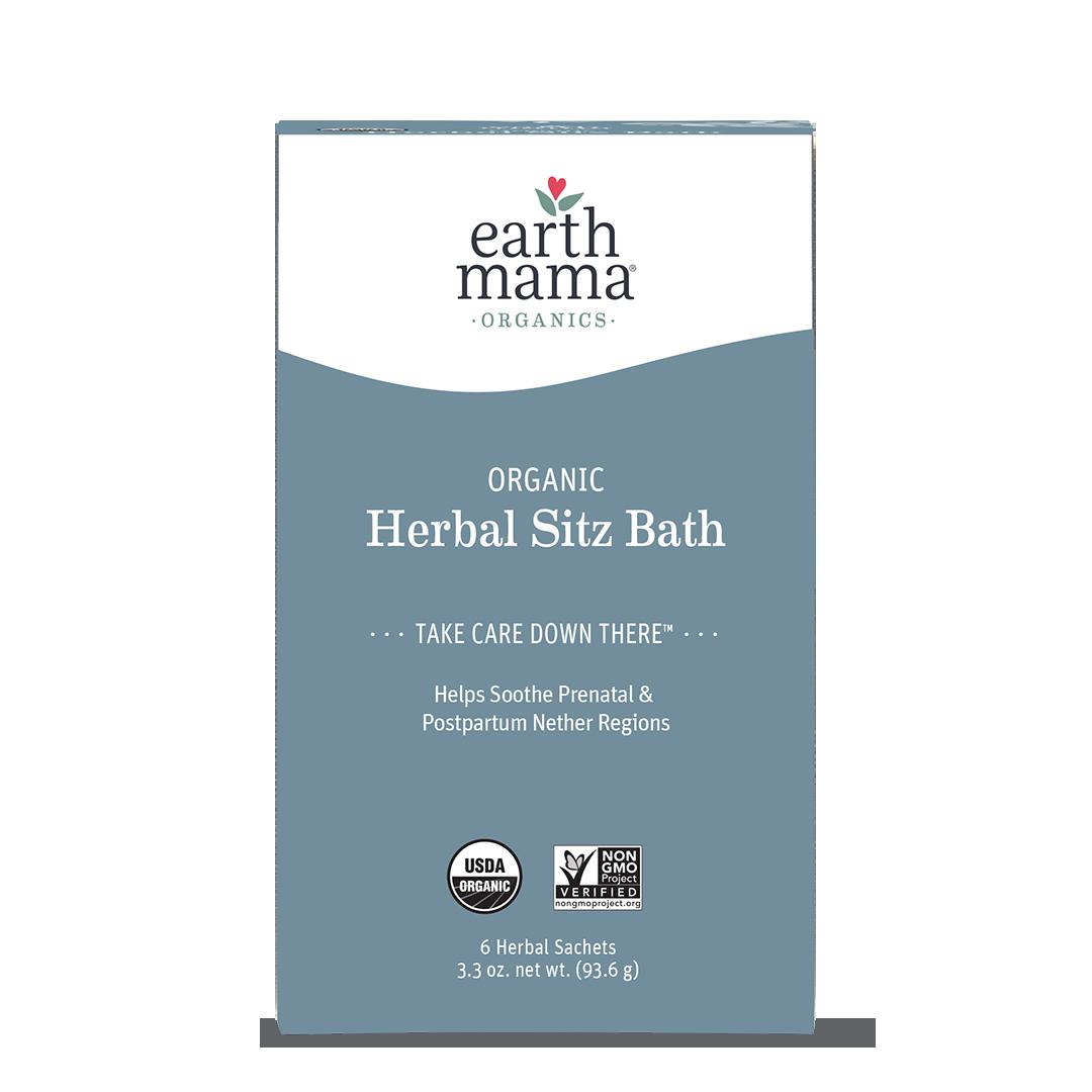 Organic Herbal Sitz Bath (transparent)
