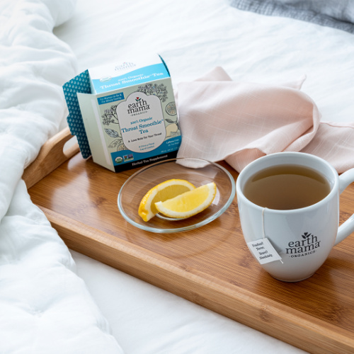 Organic Throat Smoothie Tea