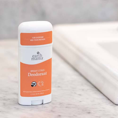 Earth Mama Organics - Bright Citrus Deodorant
