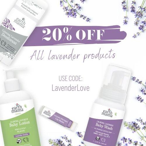 Earth Mama Labor Day Sunscreen Sale