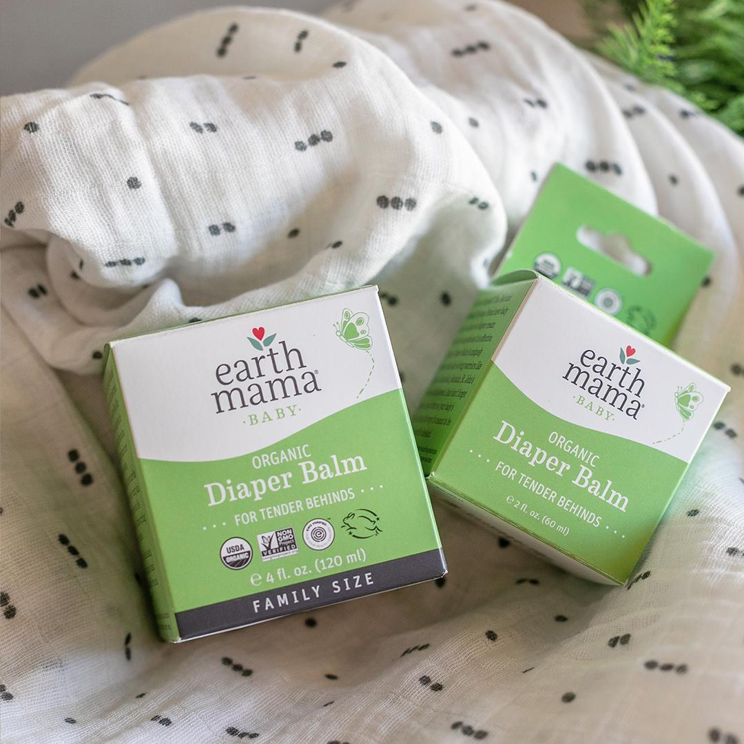 Earth Mama Organics - Organic Diaper Balm