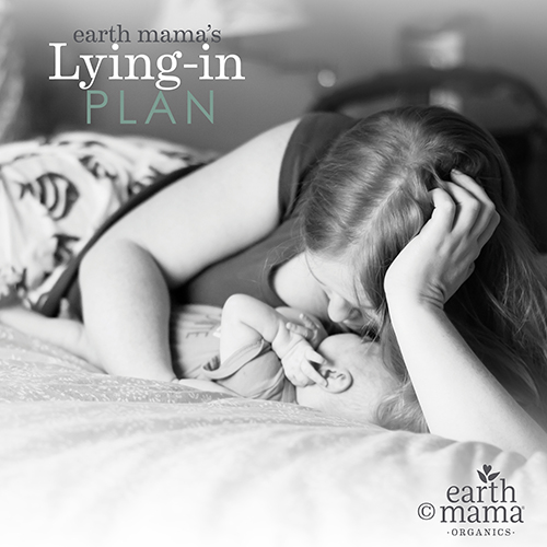 Earth Mama® Postpartum Lying-in Plan